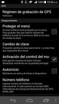 Movistar GPS Personas screenshot 1