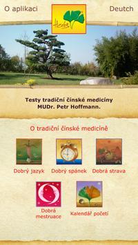 Testy tradiční čínské medicíny poster