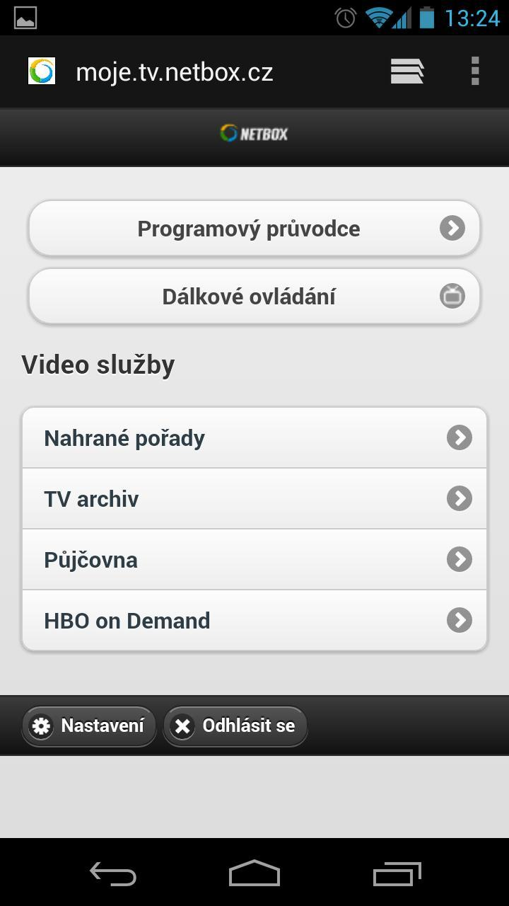 NETBOX for Android - APK Download