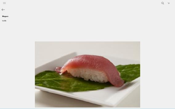 Tobiko Sushi screenshot 3