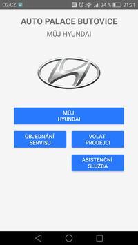 Můj Hyundai screenshot 1