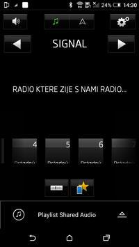 ŠKODA Media Command screenshot 3