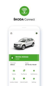 ŠKODA Connect poster