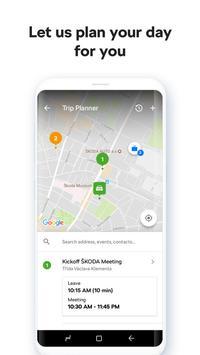 ŠKODA Connect apk screenshot