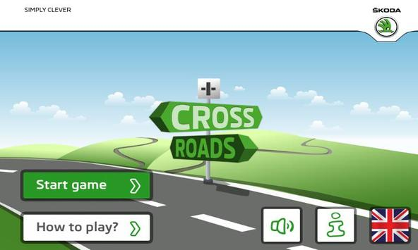 ŠKODA Crossroads poster