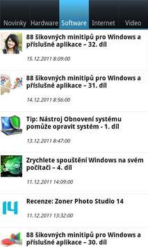 PC World CZ apk screenshot