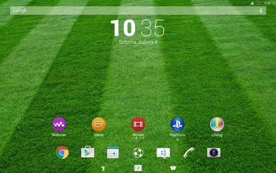 Football Theme screenshot 9