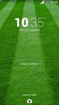 Football Theme poster