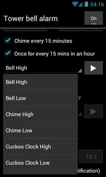 Bell Tower - Know the Time apk screenshot