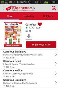 Zlacnené.sk apk screenshot