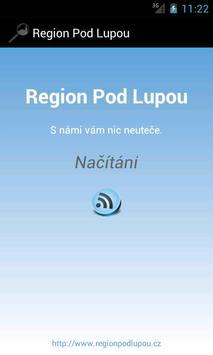 Region Pod Lupou poster