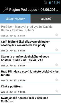 Region Pod Lupou apk screenshot