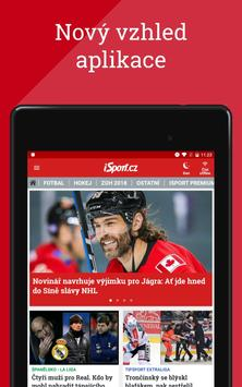 iSport.cz: sportovní zprávy, fotbal, hokej, tenis screenshot 10