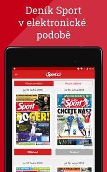 iSport.cz: sportovní zprávy, fotbal, hokej, tenis screenshot 12