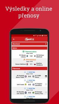iSport.cz: sportovní zprávy, fotbal, hokej, tenis screenshot 3