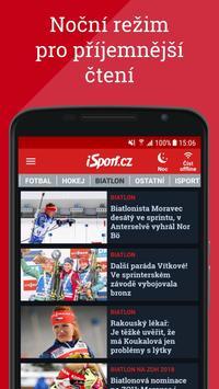 iSport.cz: sportovní zprávy, fotbal, hokej, tenis screenshot 4