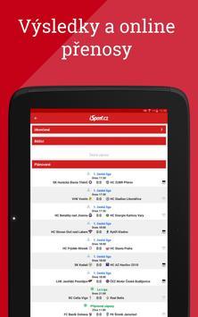 iSport.cz: sportovní zprávy, fotbal, hokej, tenis screenshot 8