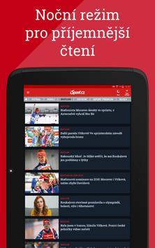 iSport.cz: sportovní zprávy, fotbal, hokej, tenis screenshot 9