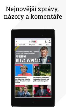 Reflex apk screenshot