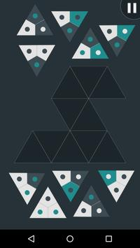 Triangles - Puzzle Game poster