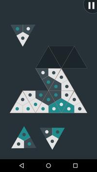 Triangles - Puzzle Game apk screenshot