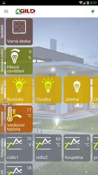 GILD control screenshot 1