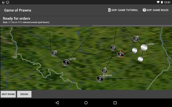 Game of Prawns apk screenshot