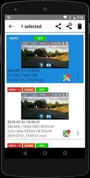 Dash Cam Travel – car camera apk screenshot