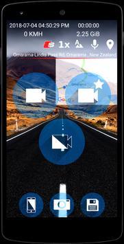 Dash Cam Travel – car camera poster
