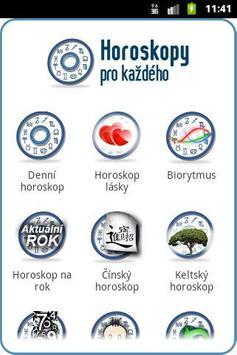 Horoskopy pro každého poster