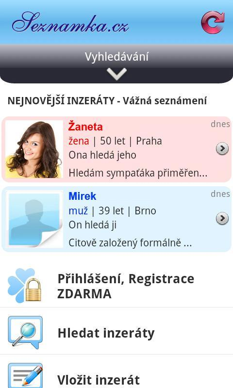 alahlia.info - Tradin seznamka v R, ji 20 let