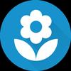 FlowerChecker, plant identify アイコン