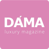 DÁMA luxury magazine icon