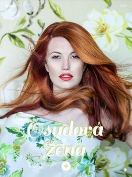DÁMA luxury magazine apk screenshot