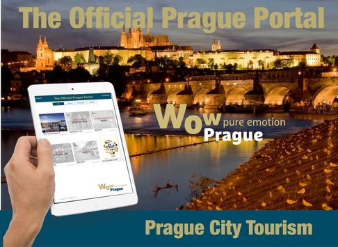 Official Prague Portal screenshot 1