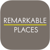 Remarkable places icon