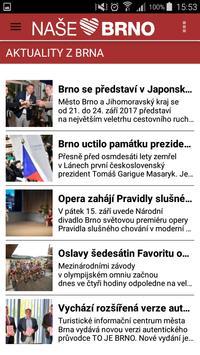 Naše Brno screenshot 1