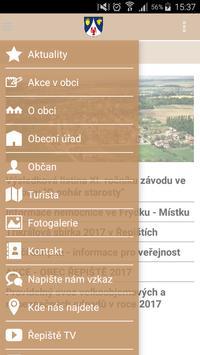 Obec Řepiště poster