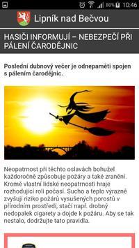 Lipník nad Bečvou apk screenshot