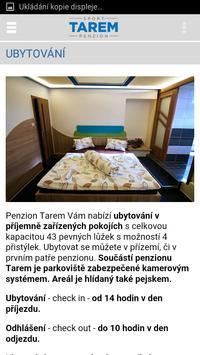 Penzion Tarem apk screenshot