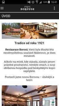 Pod Borovou apk screenshot