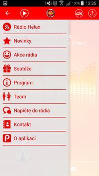 Rádio Helax screenshot 1