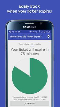 Ticket Timer poster