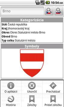Obce.info screenshot 4