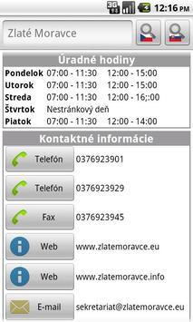 Obce.info screenshot 3