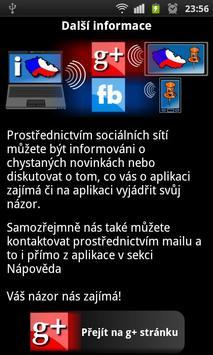 Blank map Czech republic BETA screenshot 6
