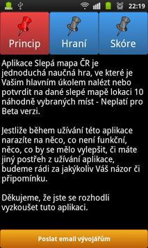 Blank map Czech republic BETA screenshot 7