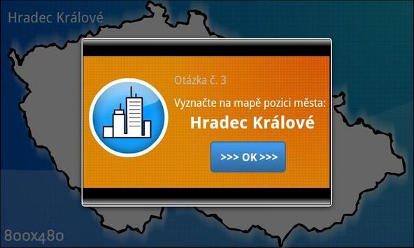 Blank map Czech republic BETA screenshot 3