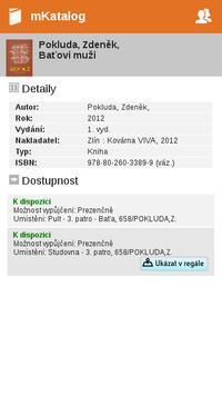 mKatalog UTB screenshot 2