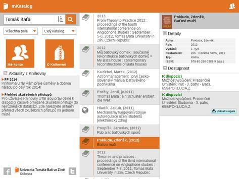 mKatalog UTB screenshot 6